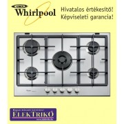 Whirlpool GMF 7522/IXL beépíthető gázfőzőlap