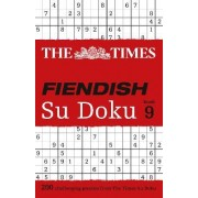 The Times Fiendish Su Doku: Book 9 by The Times Mind Games