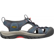 Keen Venice H2 - Midnight Navy/Hot Coral - Sandalen 6.5