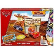 Disney/Pixar Cars Radiator Springs Classic Race-Off Ridge Track Set by Mattel