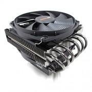 be quiet top-flow CPU cooler flagship model dual heat sink structure TDP220W corresponding DARK ROCK TF