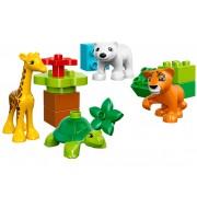 Pui de animale LEGO DUPLO (10801)
