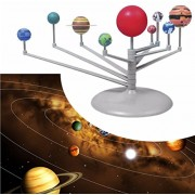 Magicwand DIY Glow In The Dark Solar System Planetarium Model Kids Science Kit