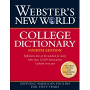 Webster's New World College Dictionary by The Editors of the Webster's New World Dictionaries