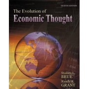 The Evolution of Economic Thought (with Economic Applications and InfoTrac (R) 2-Semester Printed Access Card) by Ralph Taggart