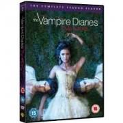 The Vampire Diaries Season 2 Pamiętniki wampirów DVD