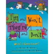 I'm and Won't, They're and Don't by Brian P Cleary