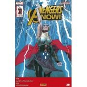 """"""" Lorsque Les Seigneurs De Glace Déclarent La Guerre """" : Avengers Now ! N° 3 ( Août 2015 ) - ( Thor + All-New Captain America + Hulk + Superior Iron Man )"""