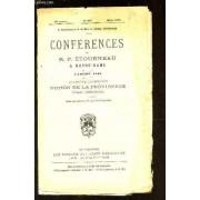 Conferences Du R.P. Etourneau A Notre-Dame - Care 1899 - 4e Conference Notion De La Providence - L'idee Rationnelle - 39e Annee - N°465 - Mars 1899.