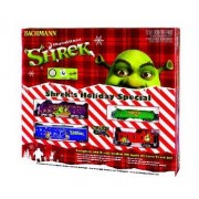 Bachmann Trains Shreks Holiday Special Railroad Ready-to-Run HO Train Set