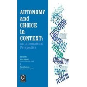 Autonomy and Choice in Context by R. Shapira