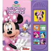 Minnie Mouse Let's Have a Tea Party