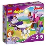 Lego Klocki LEGO DUPLO Magiczna kareta Zosia + DARMOWY TRANSPORT!
