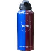 Bidon barcelona blauw/rood aluminium Neymar 400 ml