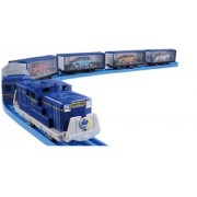 Tomica Prarail Freight Car Set (Car Train Hokkaido - 6-Car Set) [Toy] (Japan Import)