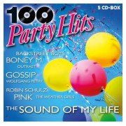 100 Party Hits - The Sound Of My Life (Exklusive 5CD-Box)
