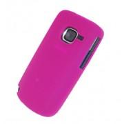 Husa Nokia CC-1004 roz pentru telefon Nokia C3