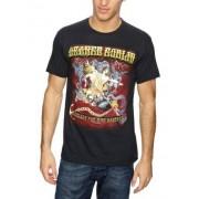 Plastic Head Plastichead Camiseta para hombre, talla 37, color negro
