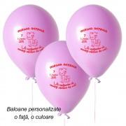 Baloane Roz Personalizate