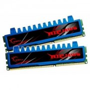 Memorie G.Skill RipJaws 4GB (2x2GB) DDR3 PC3-10666 CL8 1.5V 1333MHz Dual Channel Kit, F3-10666CL8D-4GBRM