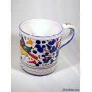 Bicchiere in ceramica arabesco
