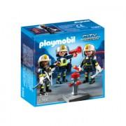 PLAYMOBIL® City Action Trio brandweermannen 5366