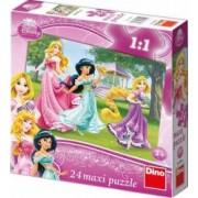 Puzzle de podea - Printese 24 piese