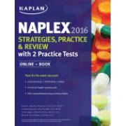 Naplex 2016 Strategies, Practice, and Review with 2 Practice Tests: Online + Book