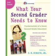 What Your Second Grader Needs To Know (Revised And Updated) by E D Hirsch