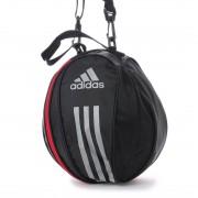 【SALE 13%OFF】アディダス adidas ユニセックス サッカー/フットサル バッグ ボールバッグ1個入れ AKM15BK