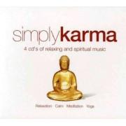 Artisti Diversi - Simply Karma (0698458241429) (4 CD)