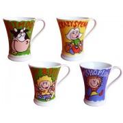 Anykam Fine Bone Porzellan Tasse Teetasse Milchtasse 5442 Shopping Kinder Varianten