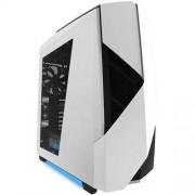Carcasa Noctis 450 Glossy White, MiddleTower, Fara sursa, Alb