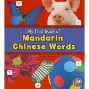 My First Book of Mandarin Chinese Words by Katy R. Kudela