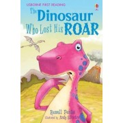 The Dinosaur Who Lost His Roar by Russell Punter