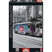 Ghent's Tram Belgium - Educa 500 Piece Puzzle