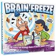 Brain Freeze From MIGHTY FUN, Award-Winning Board Game for Kids and Families, Fun and Educational Game to Learn Strategy, Logic, Deduction and Memory, Ages 5 and Up by Mighty Fun