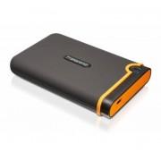 Transcend Storejet 25m2 (500gb) Hard Drive (5400rpm) Usb 2.0 (external