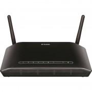 Router wireless D-Link DSL-2750B/E ADSL2+ Black