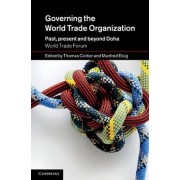 Governing the World Trade Organization by Manfred Elsig