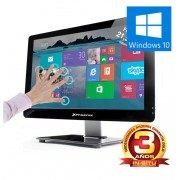 "Ordenador Phoenix All In One Constellation Tactil Intel Core I3, 4gb DDR3, 1tb, LED 21.5"",RW ,wifi Usb, Webcam, W10"