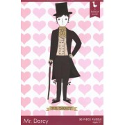 Babylit Puzzles 30-Piece Jigsaw Puzzle Mr. Darcy by Alison Oliver