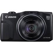 Canon SX710 HS PowerShot Fotocamera Compatta Digitale, 20 MP, Nero