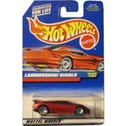 Hot Wheels Lamborghini Diablo #781 1:64 Scale Collectible Die Cast Car (1998)