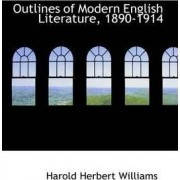 Outlines of Modern English Literature, 1890-1914 by Weight Watchers International