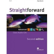 Straightforward Second Edition Class Audio CD Advanced Level by Roy Norris