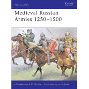 Medieval Russian Armies 1250-1450 by David Nicolle