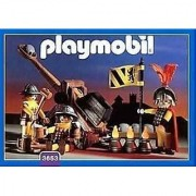 Playmobil 3653 Knight: Knights with Catapult