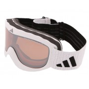 Adidas a183 Pinner shiny white unisex síszemüveg