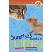 Surprises According to Humphrey by Betty G Birney
